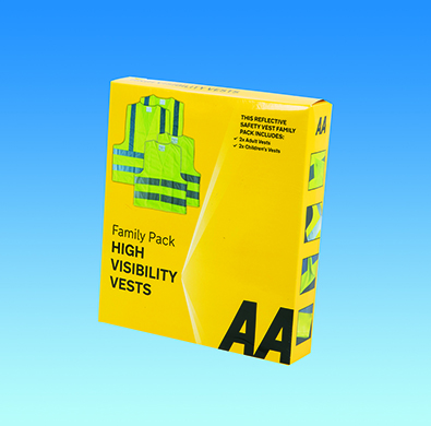 AA High Visibility Vest