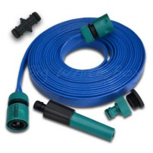 Flat Hose + connections