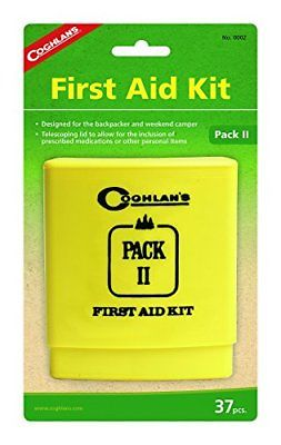 Coghlans first aid kit