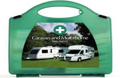 grove caravan and motorhome first aid
