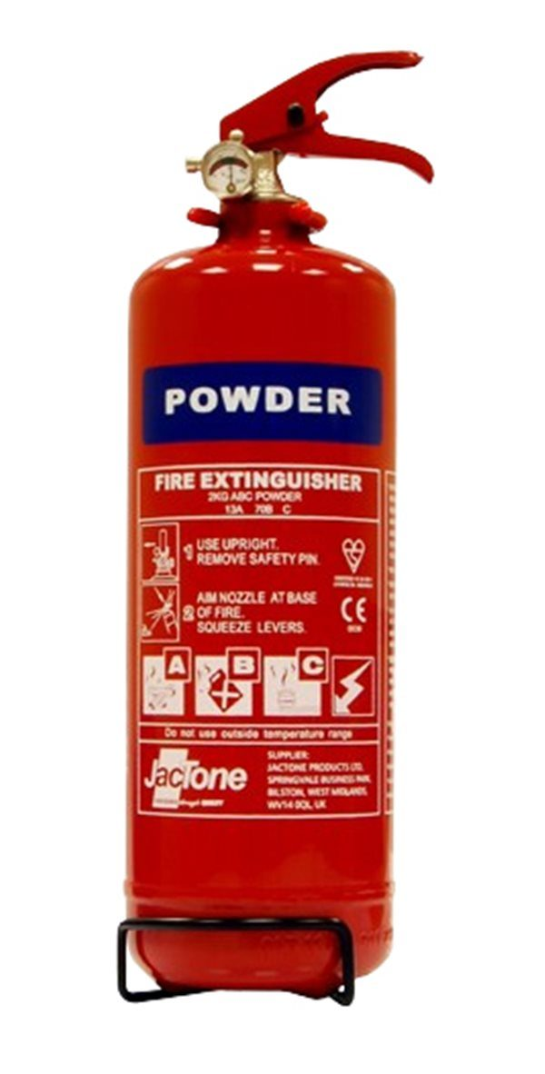 jactone 2kg fire extinguisher