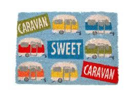 Caravan Door Mat